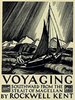 Voyaging: Southward from the Strait of Magellan, Paperback/Rockwell Kent image0