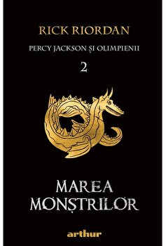 Percy Jackson 2: Marea monstrilor/Rick Riordan imagine elefant.ro 2021-2022