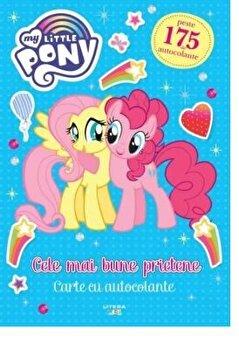 My Little Pony. Cele mai bune prietene. Carte cu autocolante/***
