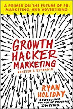 Growth hacker in marketing/Ryan Holiday imagine elefant.ro 2021-2022
