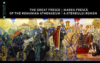 The Great Fresco of the Romanian Athenaeum (Marea Fresca a Ateneului Roman)-Silviei Colfescu imagine