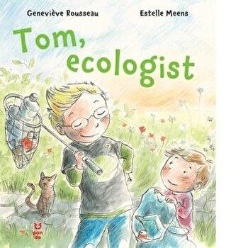 Tom, ecologist/Genevieve Rousseau, Estelle Meens