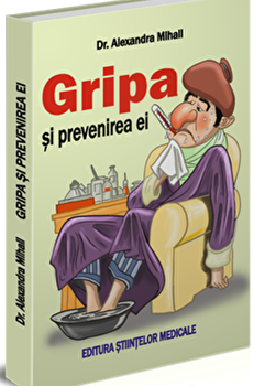 Gripa si prevenirea ei/Dr. Alexandra Mihail imagine elefant.ro 2021-2022