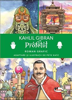 Profetul - Roman grafic/Kahlil Gibran