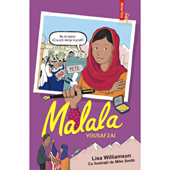 Malala Yousafzai/Lisa Williamson, Mike Smith