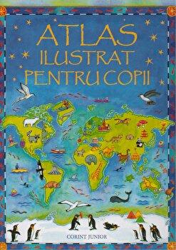 Atlas ilustrat pentru copii/***