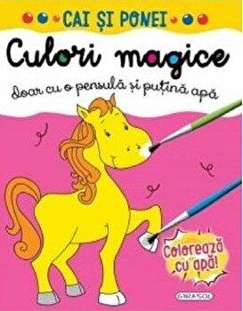 Culori magice - Cai si ponei/*** imagine