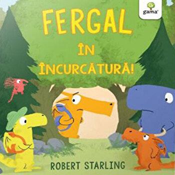 Fergal in incurcatura!/Robert Starling