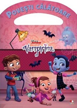 Disney. Vampirina. Povesti calatoare/***