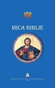 Mica Biblie/Aprobarea Sfantului Sinod poza cate