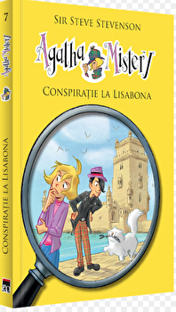 Agatha Mistery. Conspiratie la Lisabona. Vol. 7/Sir Steve Stevenson