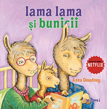 Lama Lama si bunicii/Anna Dewdney imagine elefant 2021