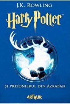 Harry Potter si prizonierul din Azkaban/J. K. Rowling