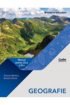 Manual cls. a IV-a - geografie/Octavian Mandrut