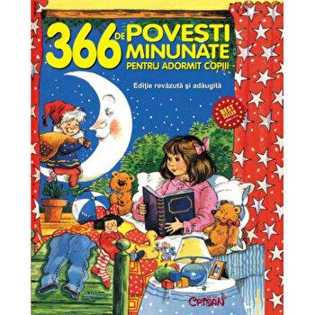 366 povesti minunate pentru adormit copiii/***