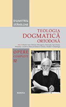 Teologia Dogmatica Ortodoxa - Tom 3/Dumitru Staniloae poza cate