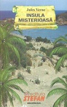 Insula misterioasa/Jules Verne poza cate