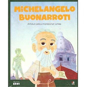 Micii eroi-Michelangelo/***