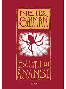Baietii lui Anansi/Neil Gaiman