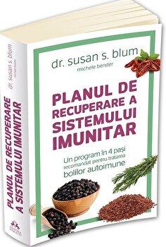 Imagine Planul De Recuperare A Sistemului Imunitar - Un Program In 4 Pasi
