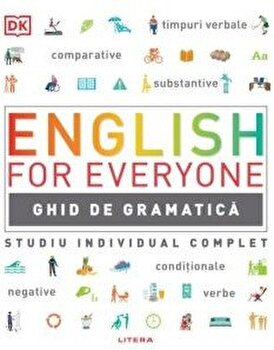 English for everyone. Ghid de gramatica. Studiu individual complet/*** poza cate