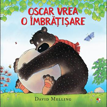 Oscar vrea o imbratisare/David Melling