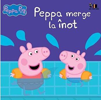 Peppa Pig: Peppa merge la inot/Nelville Astley, Mark Baker