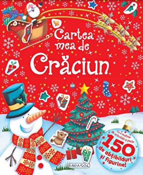 Cartea mea de Craciun ed.2/Colectiv Susaeta