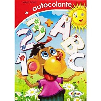 123 + ABC (+ Autocolante )/*** imagine elefant.ro 2021-2022
