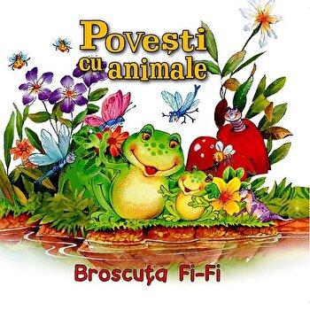 Broscuta Fi-fi/***