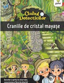 Craniile de cristal mayase/Eleonora Barsotti