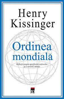 Ordinea mondiala/Henry Kissinger imagine elefant.ro 2021-2022