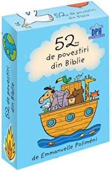 52 de povestiri din Biblie/Emmanuelle Polimeni imagine elefant 2021