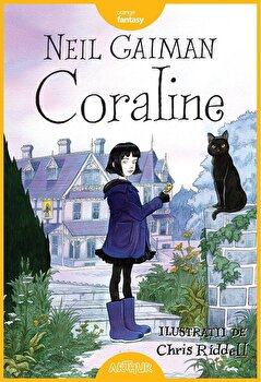 Coraline/Neil Gaiman imagine elefant.ro 2021-2022