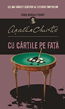 Cu cartile pe fata. Seria Hercule Poirot/Agatha Christie imagine