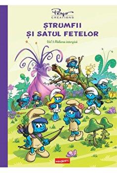 Strumfii si satul fetelor 1. Padurea interzisa/Peyo Creations