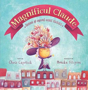 Magnificul Claude/Chirs Capstick