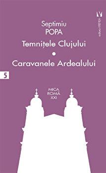 Temnitele Clujului - Caravanele Ardealului/Septiumiu Popa imagine