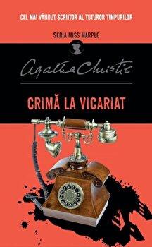 Crima la vicariat. Seria Miss Marple/Agatha Christie imagine