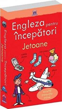 Engleza pentru incepatori - 100 jetoane/Susan Meredith imagine elefant.ro 2021-2022