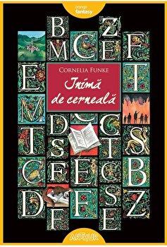 Lumea de cerneala 1 - Inima de cerneala/Cornelia Funke