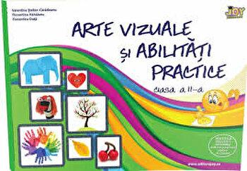 Arte vizuale si activitati practice clasa a II-a/Valentina Stefan-Caradeanu, Florentina Hahaianu, Elena Apopei