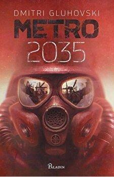 Metro 2035/Dmitri Gluhovski poza cate