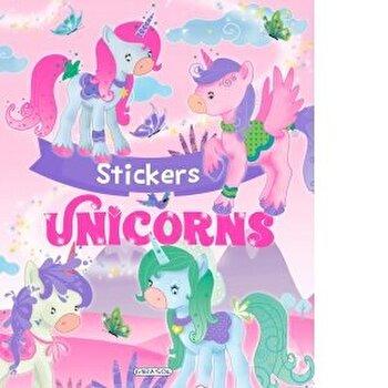 Unicorns stickers (roz)/***