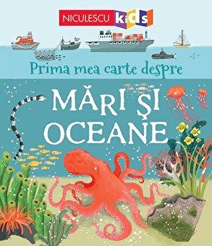 Prima mea carte despre MARI SI OCEANE/Matthew Oldham