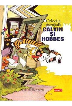 Colectia esentiala Calvin si Hobbes /Bill Watterson imagine