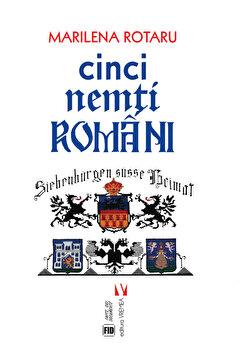 Cinci nemti romani/Marilena Rotaru imagine