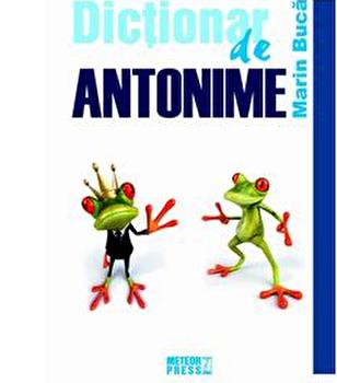 Dictionar de antonime/Marin Buca