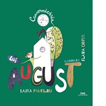 Ceasornicaria lui August/Laura Pamfiloiu