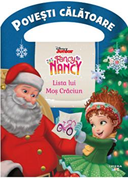 Disney. Fancy Nancy. Lista lui Mos Craciun/Disney
